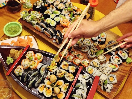 Sushi Catering for årets beste bursdag?