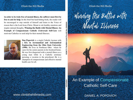 Book cover re-design