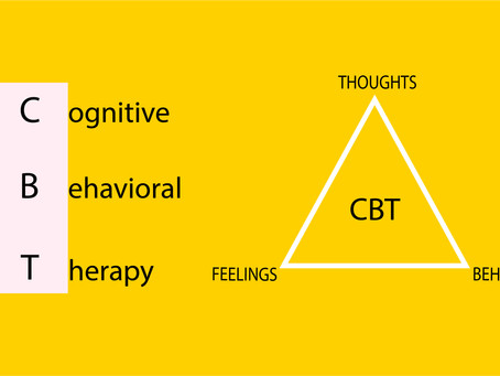 Cognitive Behavioral Therapy (CBT). Statistically proven. It works.