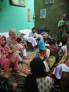 26. Women of Hope prayer meeting in Paki