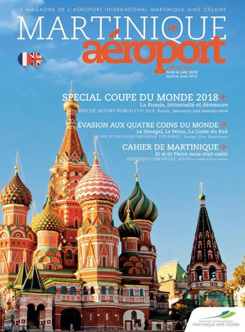 "Magazine ""Martinique aéroport"""