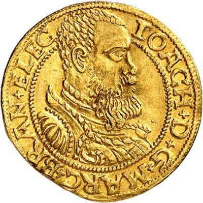1) Dukat Joachim II. von Brandenburg