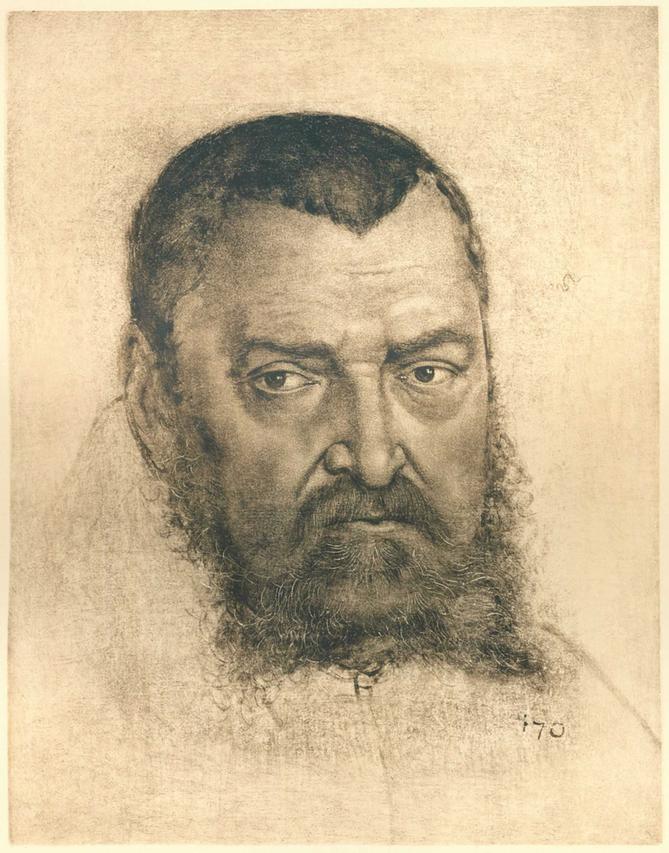 Zeichnung von Lucas Cranach