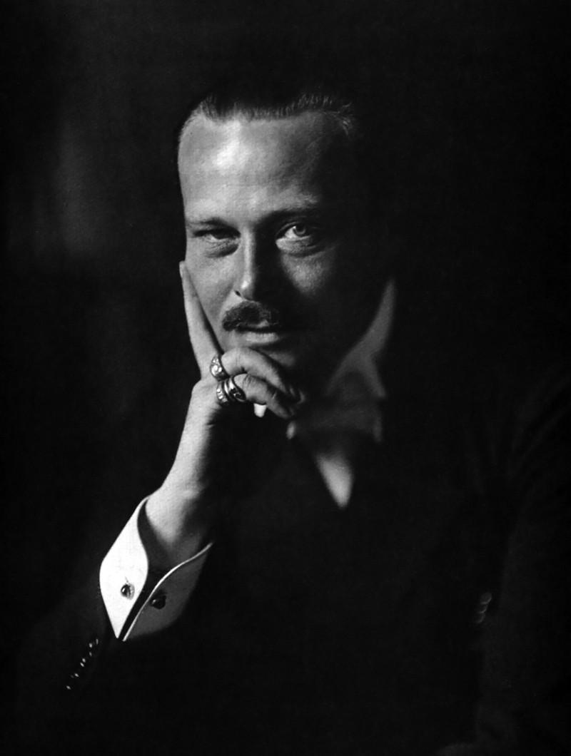 Porträt des hessischen Großherzogs Ernst Ludwig, 1905. Quelle: Wikipedia.