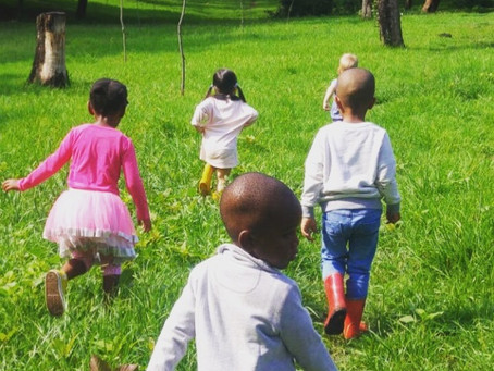 Why Outdoor Play is Vital for Preschoolers