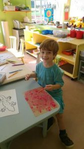 3 Dough and 3 Paint Recipes to Keep Young Kids Busy