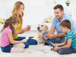 The value of playing games with your children