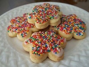 Kids Best Vanilla Biscuits Ever
