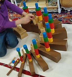 """The Amazing Montessori  Sensorial """"Hands On"""" Learning Materials"""