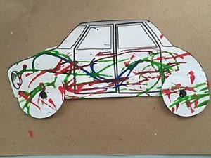 car string paint