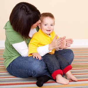 Singing with Your Toddler