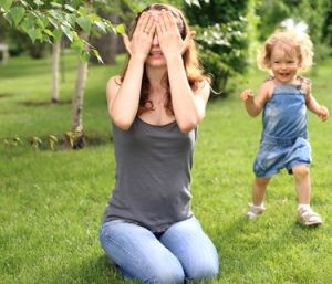 Fun outside games to play with your children