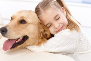 advantages of pets and families
