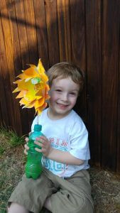 Spring Art Activities for Toddlers and Pre Schoolers