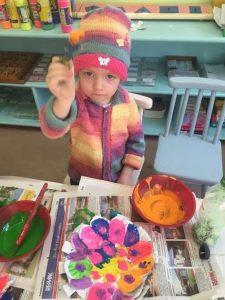 genevieve painting