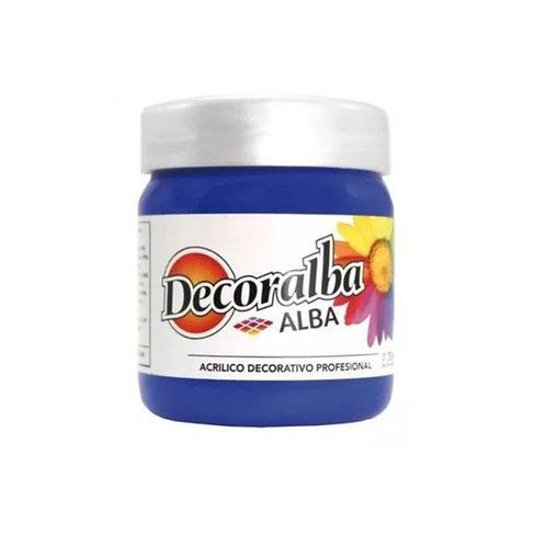 Acrílicos Decorativos Decoralba Metalizados 200 ml Alba Artística