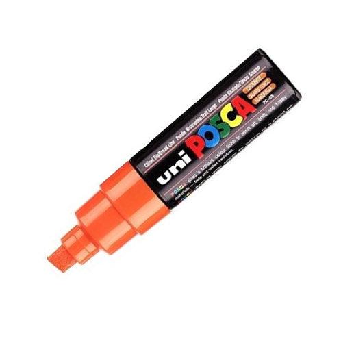 Marcador Uni Posca 8 mm Naranja