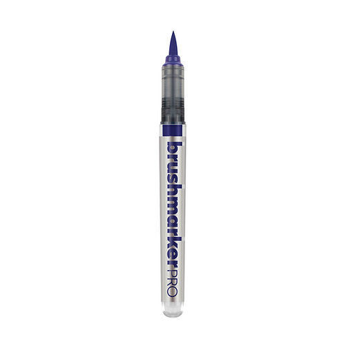 Marcador Karin Brushmarker PRO -Azul Indigo 169