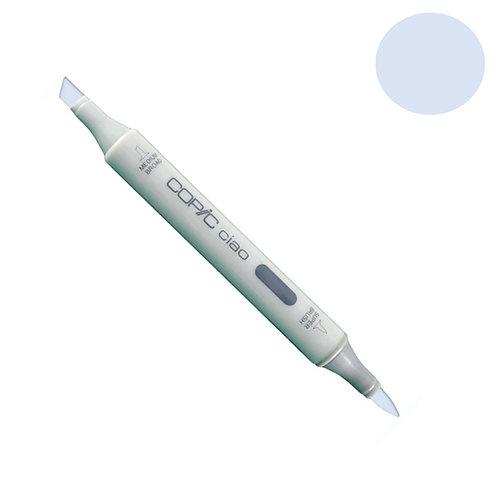 Marcador Copic Cio Pale Blue Gray