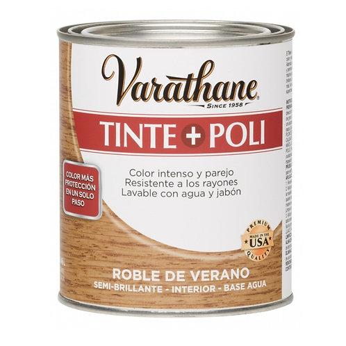 Tinte & Poliuretano de Interior Base Agua 0,947L Varathane Rust Oleum