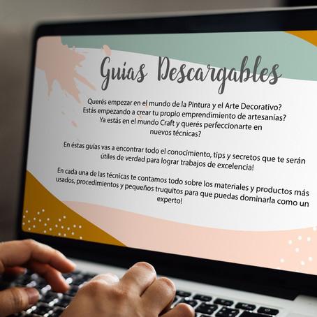 GUÍAS DESCARGABLES PARA APRENDER CON NOSOTROS!