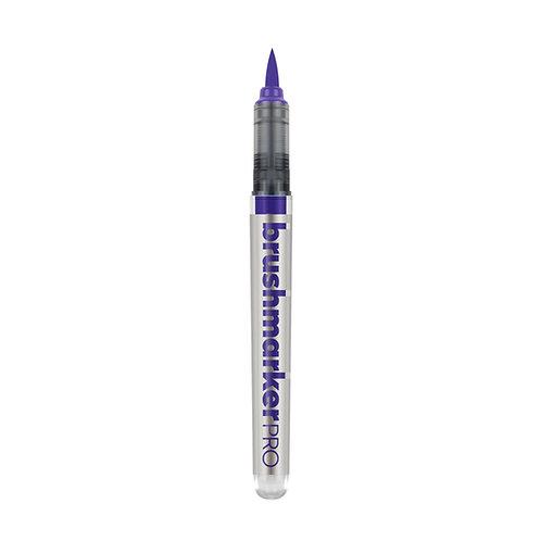 Marcador Karin Brushmarker PRO -Violeta Azulado 688