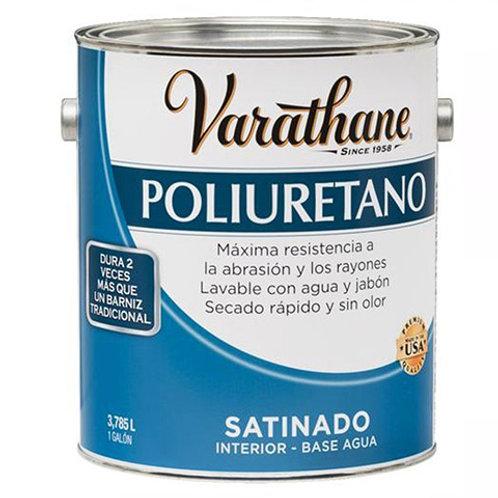 Laca Poliuretano De Interior Base Agua 0,947 L Varathane Rust Oleum