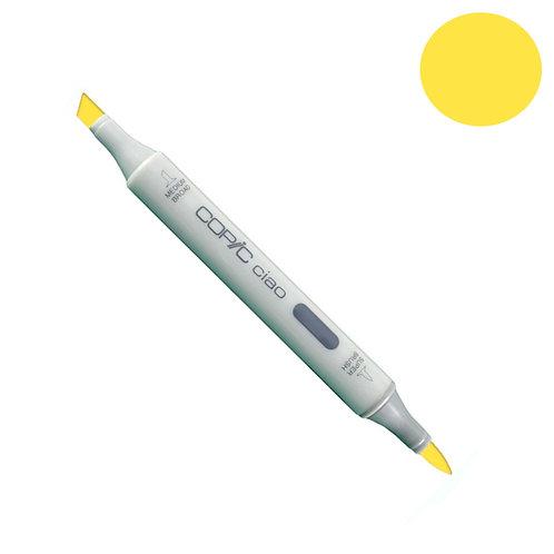 Marcador Copic Cio Golden Yellow