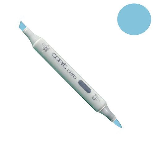 Marcador Copic Cio Light Crockery Blue