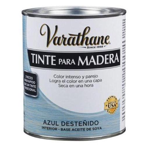 Tintes para Madera Natural Azul Desteñido 0,237 L Varathane Rust Oleum