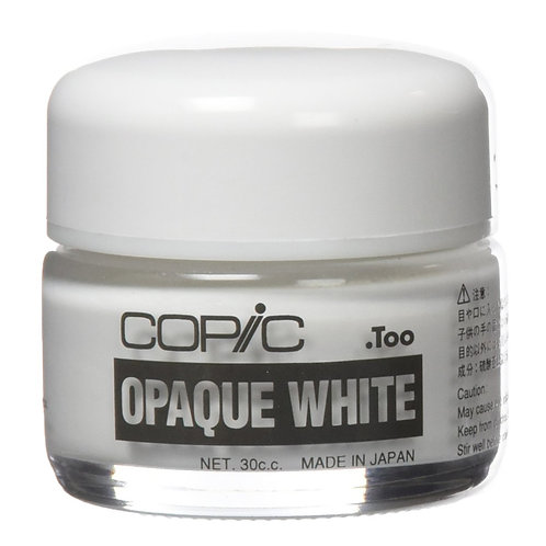 Pintura Copic Blanca 30ml