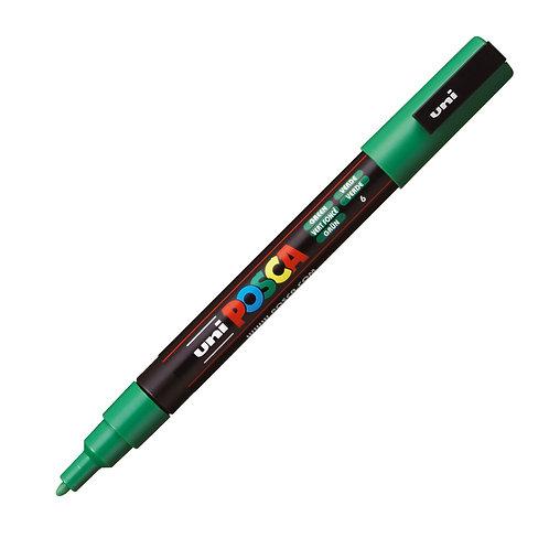Marcador Uni Posca 1.3 mm Verde