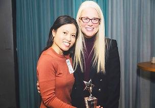 Liem Le Network of Executive Women Award