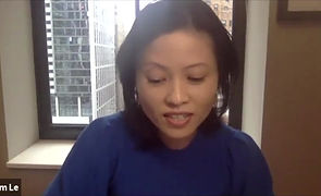 Liem Le of Little Lion Cultivating Wellness & Resilinece Building Chicago Executives Club