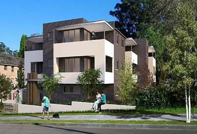 architecture apartments