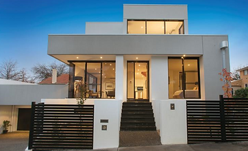 Kew architect house design
