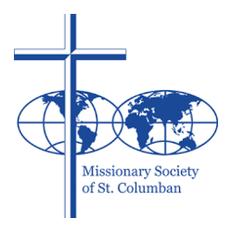 Missionary Society of St. Columban logo.