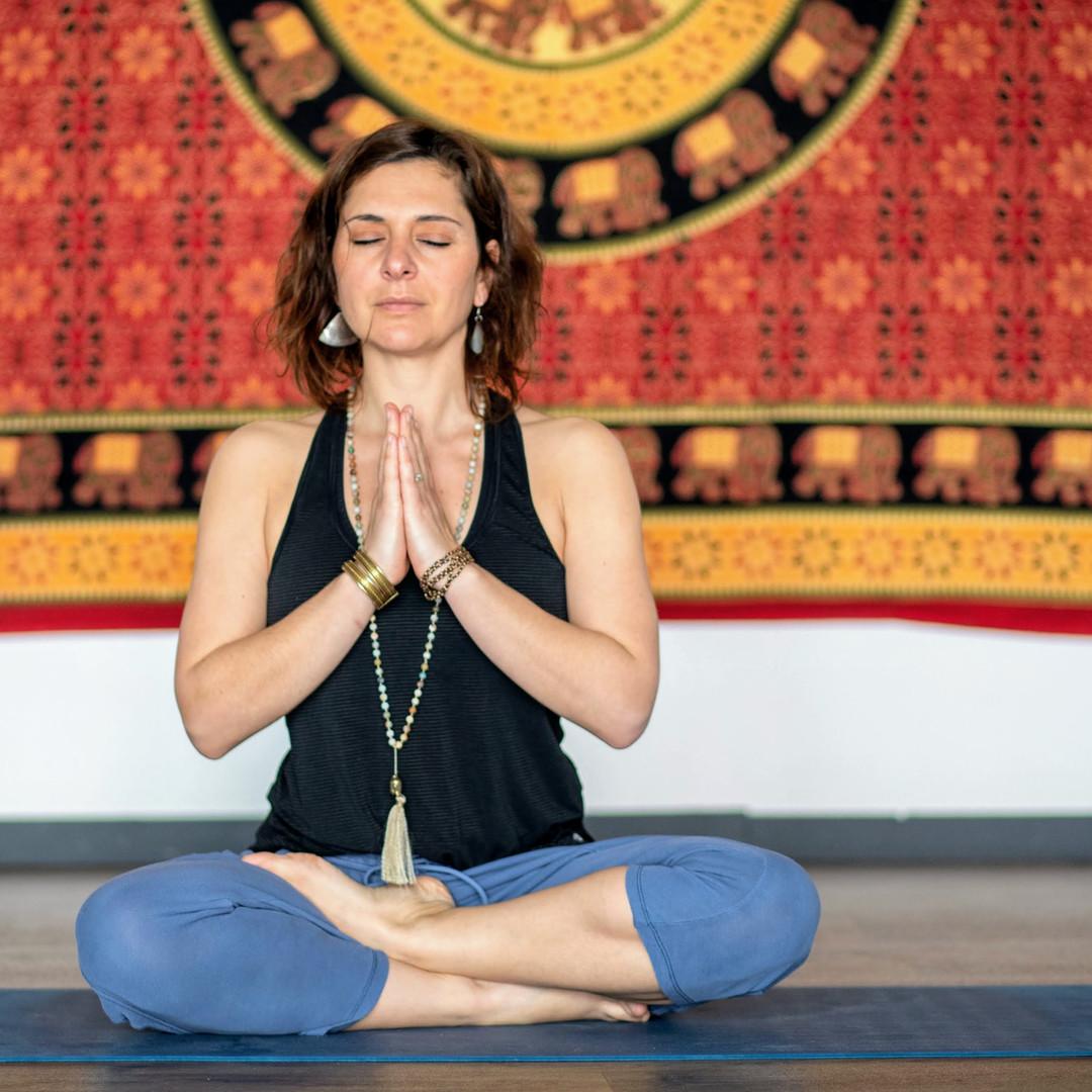 Méditation groupe