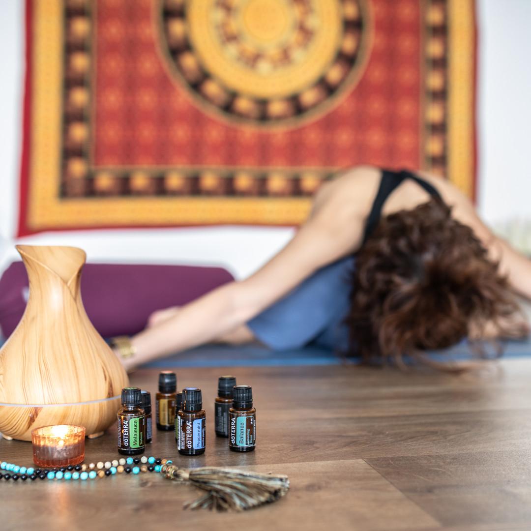 Aroma-Yoga