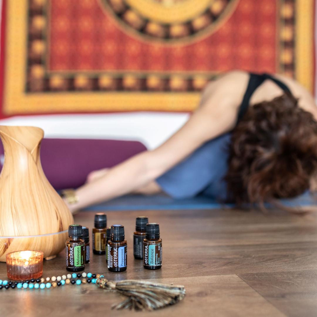 Aroma Yoga Nouvelle Lune