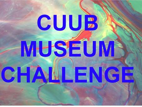 CUUB Museum Challenge