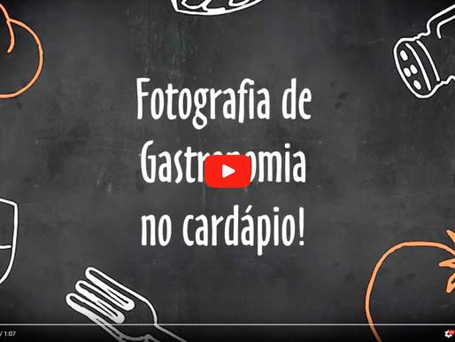 Fotografia de Gastronomia para seu Restaurante
