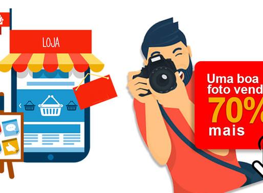 O segedo das fotos para redes sociais