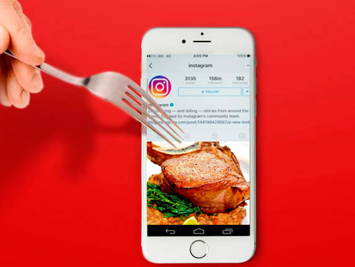 Ações de Marketing para Restaurantes no Instagram