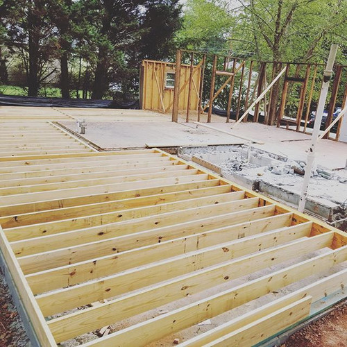 #floorjoists _pconpattersonconstruction