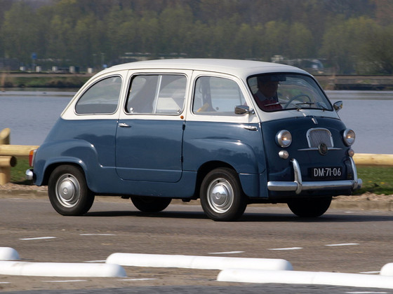 Would you add a Multipla?