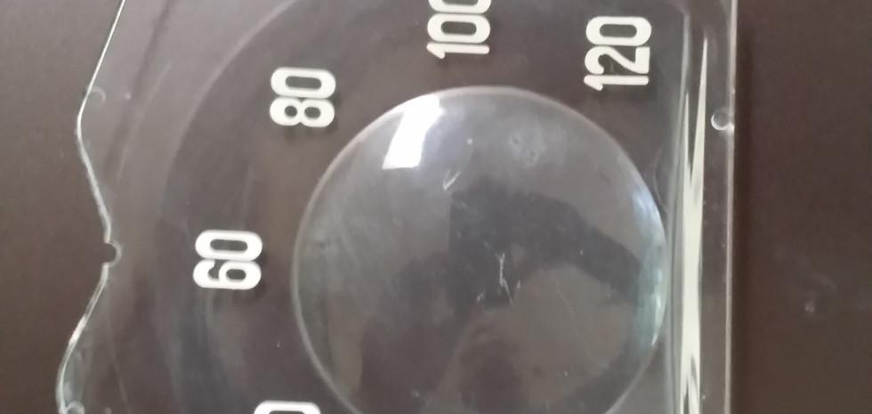 Spare Gauge Lens