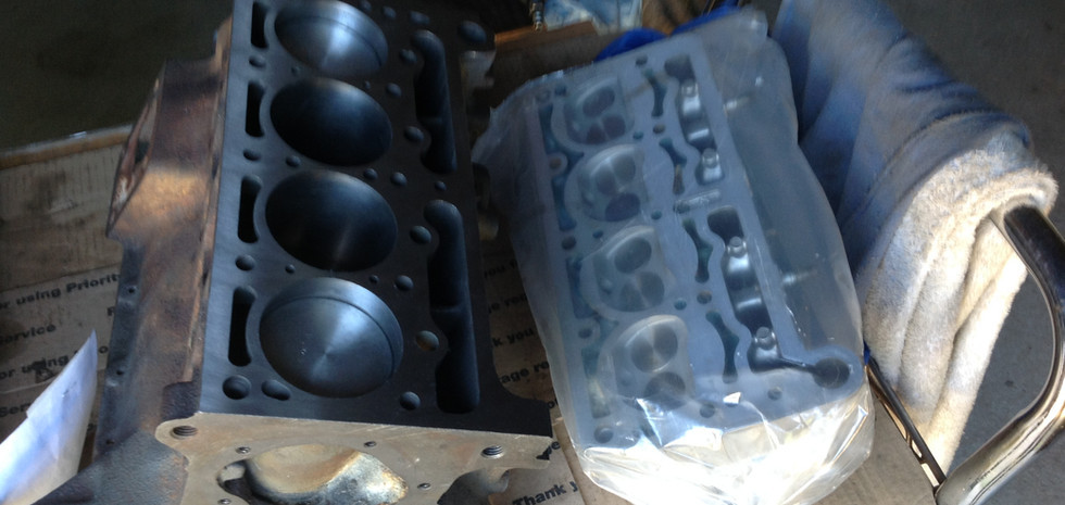 Block and Cylinder Head