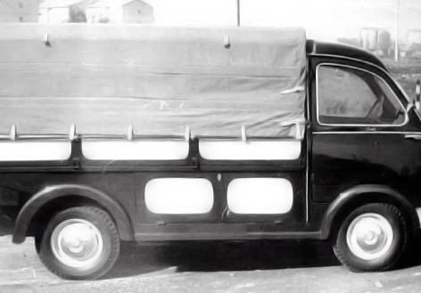 1956 Mantelli Camioncino
