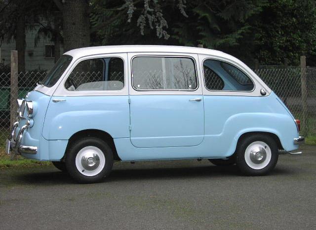 1958 600 6-Seat